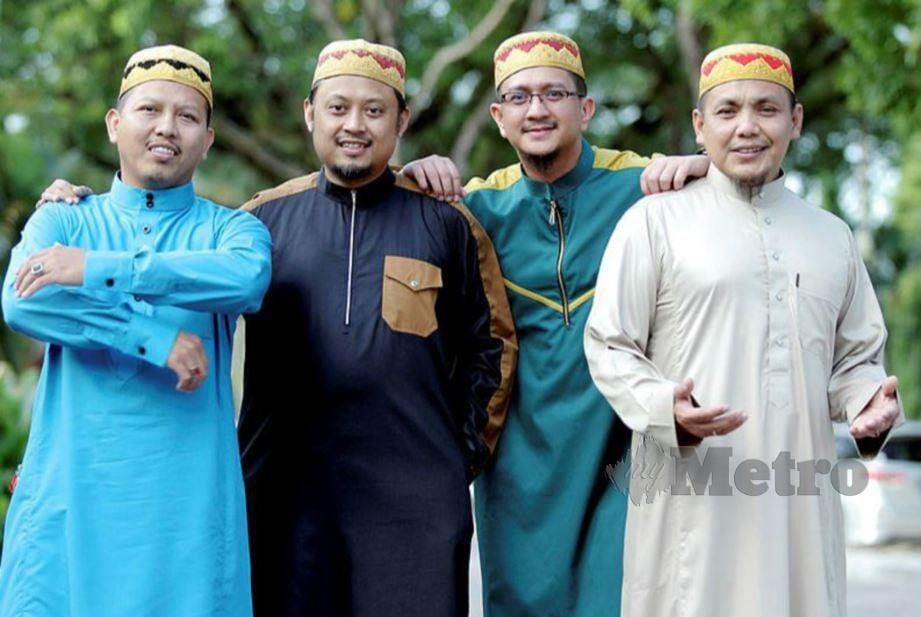 KUMPULAN Hijjaz memuatkan elemen rap dalam lagu baru mereka berjudul Lafaz Salam.