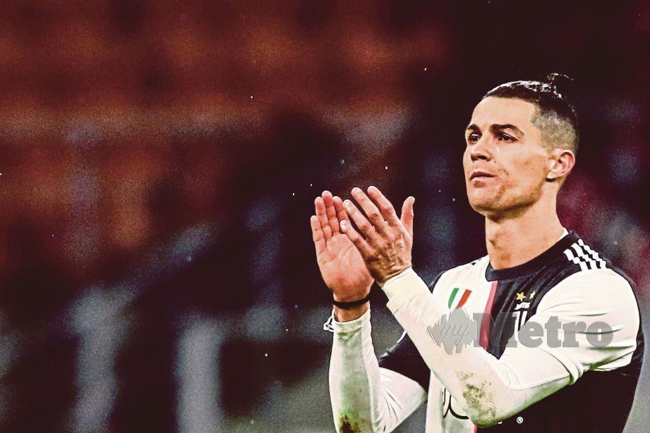 Cristiano Ronaldo. FOTO AFP