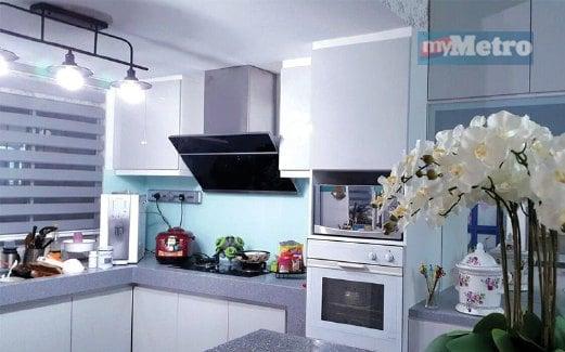 Pastikan Ruang Dapur Terang Dan Kering