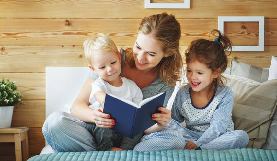 BAHAN bacaan adalah antara sumber paling berkesan dalam pembentukan perkembangan karakter kanak-kanak.