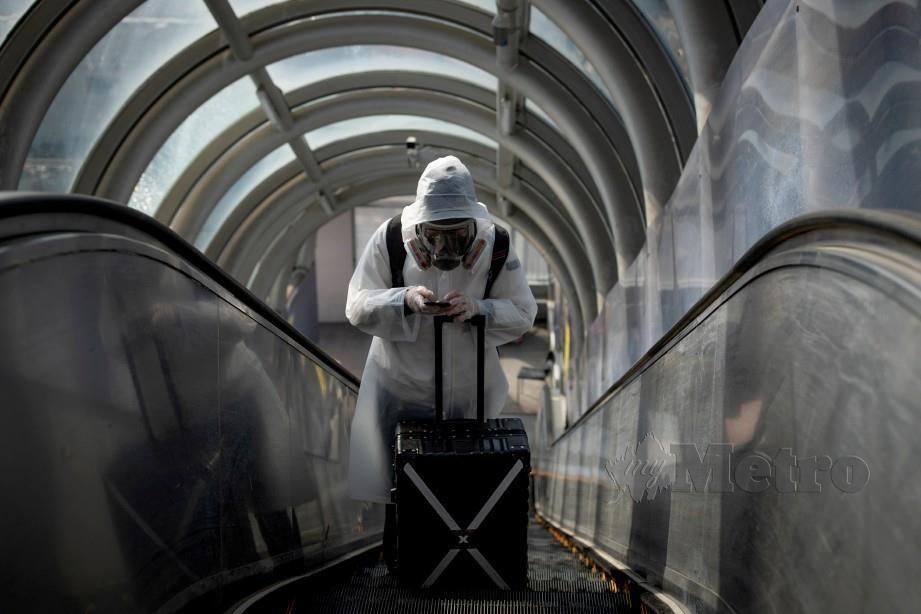 GAMBAR hiasan. FOTO Reuters