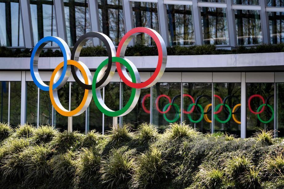 IOC menetapkan untuk meneruskan acara Olimpik Tokyo di sebalik situasi penularan Covid-19. FOTO AFP