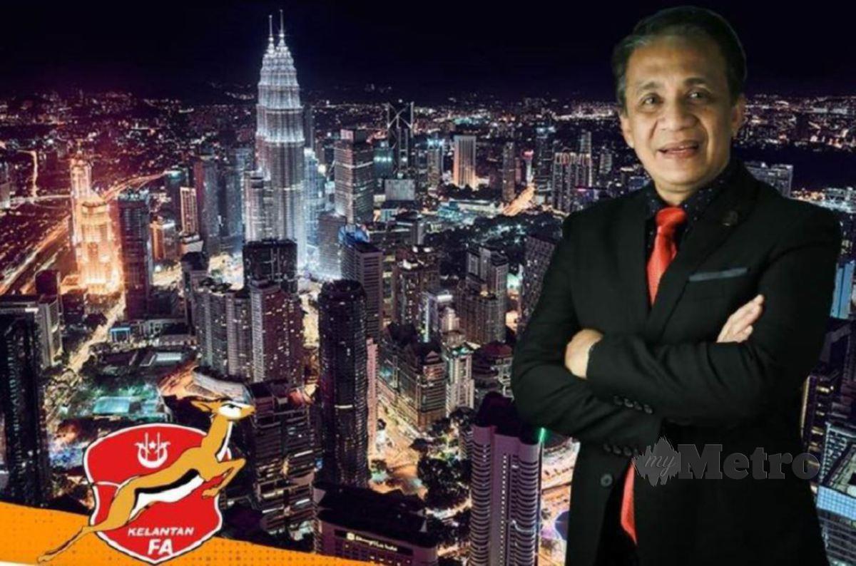 Setiausaha Agung KAFA Hussin Deraman