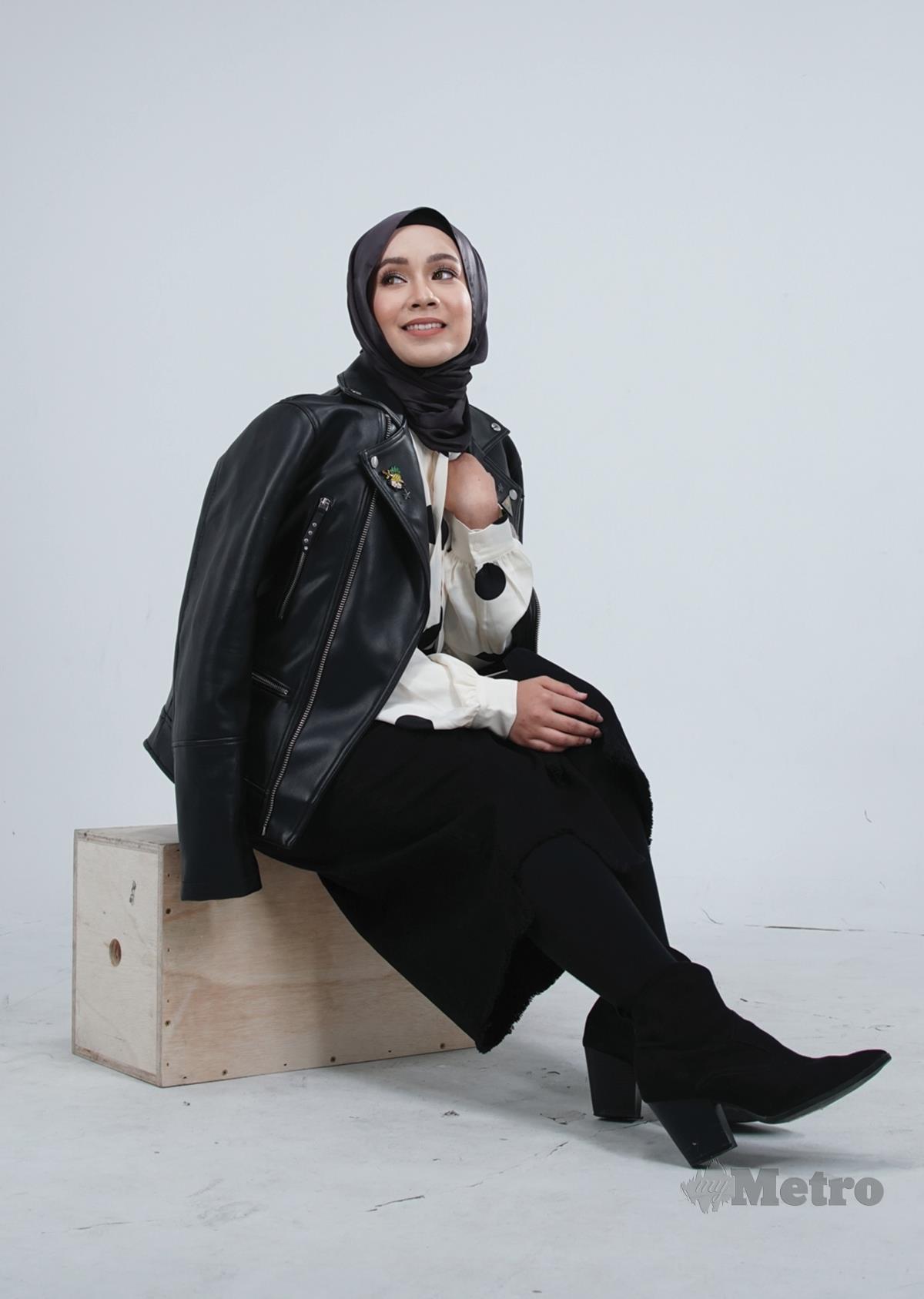 AMIRA Othman tampil dengan single baharu berjudul Surat Akhir.