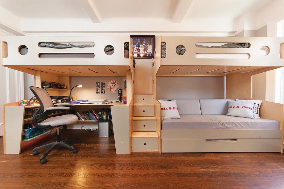 PERABOT pelbagai fungsi menjimatkan ruang.