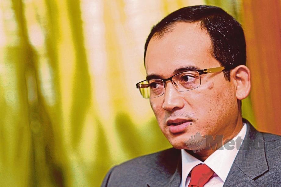 Khairul Dzaimee Daud.