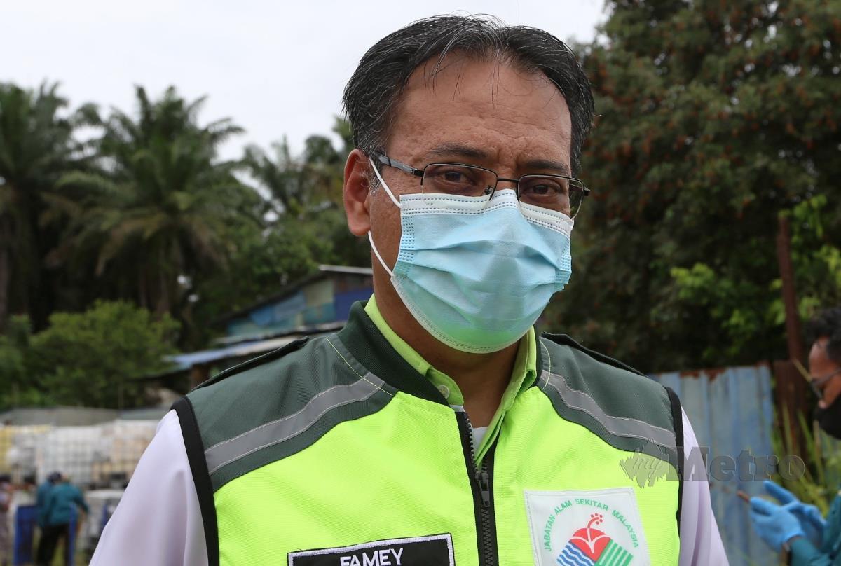 Dr. Mohd Famey Yusoff.