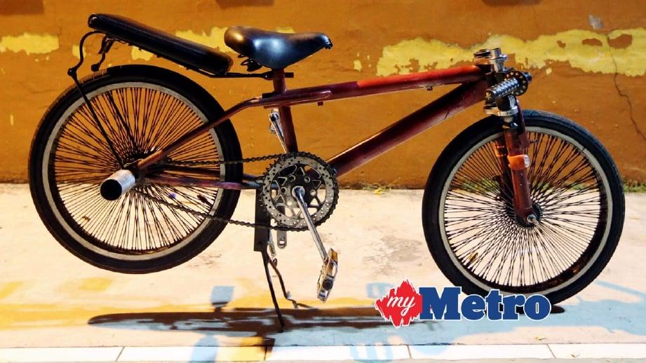 geng basikal lajak