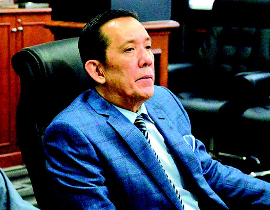 PENGERUSI Jawatankuasa Status FAM, Mohd Joehari Ayub. FOTO laman web FAM