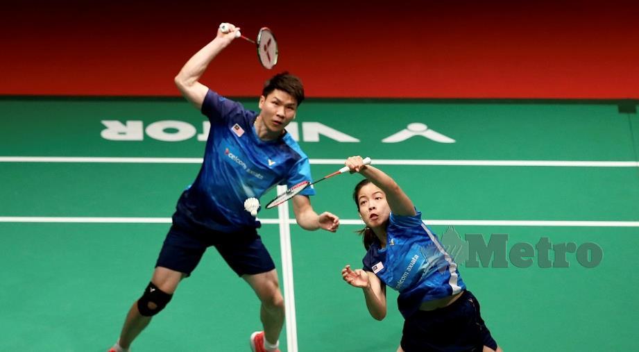 SOON Huat dan  Shevon mara ke separuh akhir Masters Korea.