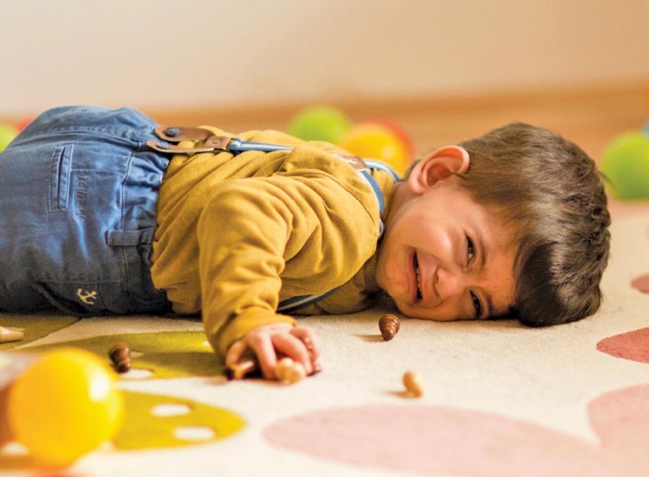 TANTRUM antara cara yang ditunjukkan oleh kanak-kanak yang tidak bersedia dengan adik baharu. FOTO: Sumber Google