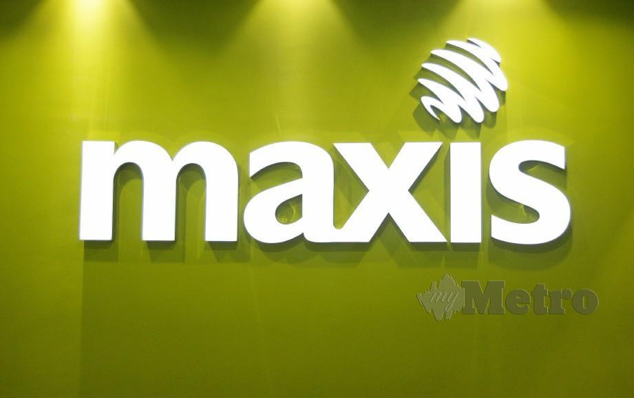 MAXIS Berhad adalah pembekal perkhidmatan telekomunikasi di Malaysia. FOTO/ ZULFADHLI ZULKIFLI.
