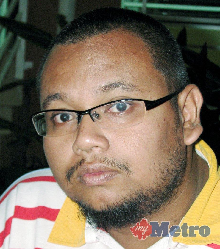 MOHD Najib Othman. FOTO Amir Mamat