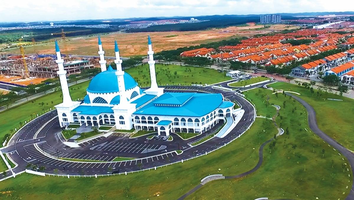 MERCU Bandar Dato' Onn, Johor Bahru.