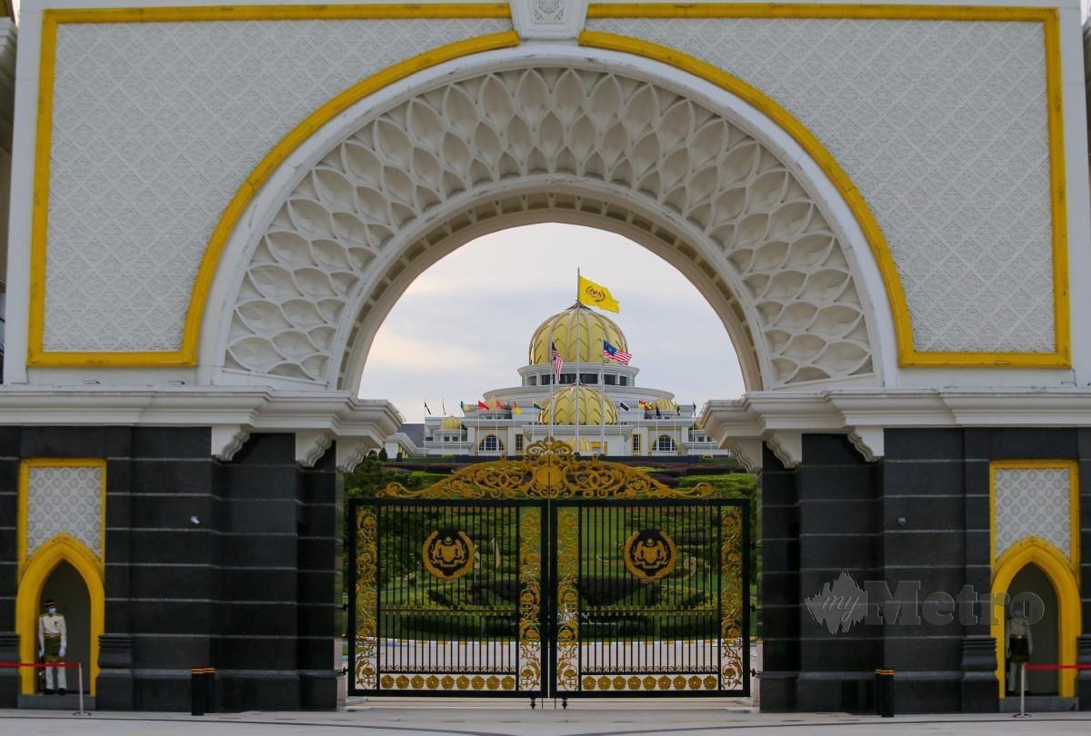 Istana Negara. Foto Aswadi Alias