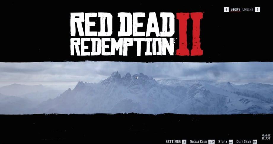 JUDUL Red Dead Redemption 2 diiktiraf permainan terbaik