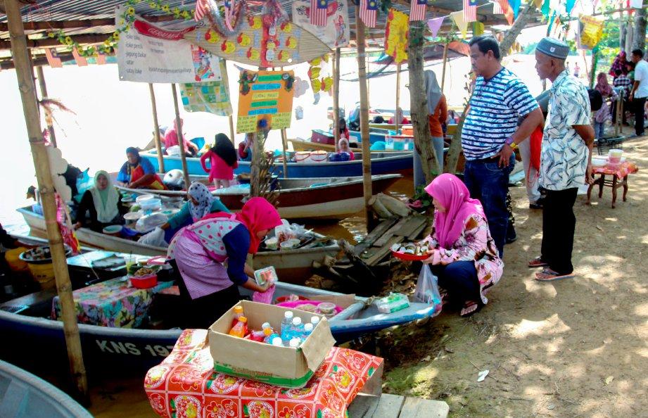 TIDAK perlu ke luar negara untuk merasai pengalaman itu kerana terdapat dua lokasi tidak kurang hebatnya di Kelantan