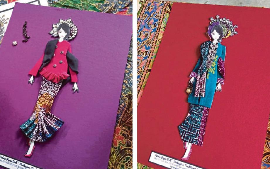 CIPTA kreativiti serta perkenal budaya pakaian warisan. FOTO fail NSTP