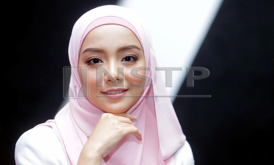 MIRA Filzah. FOTO Nurul Syazana Rose Razman