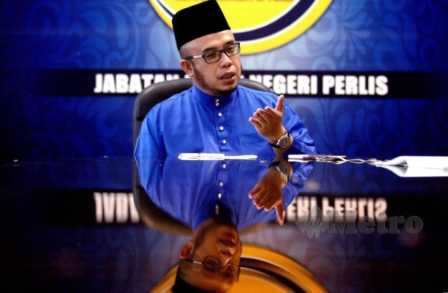 Mohd Asri. FOTO Arkib NSTP