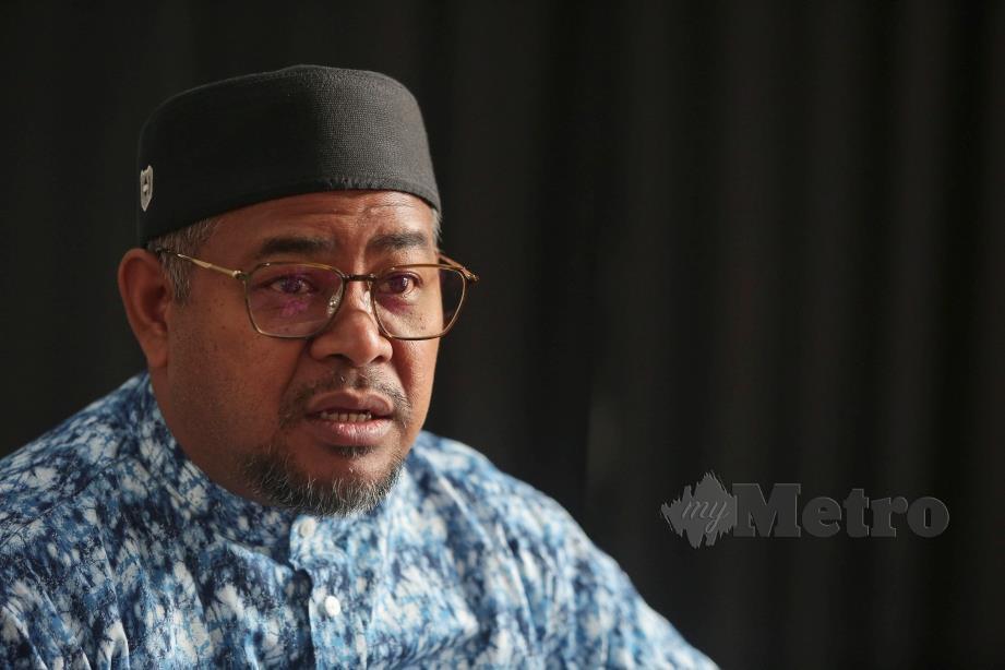 Dr. Mohd. Khairuddin Aman Razali.