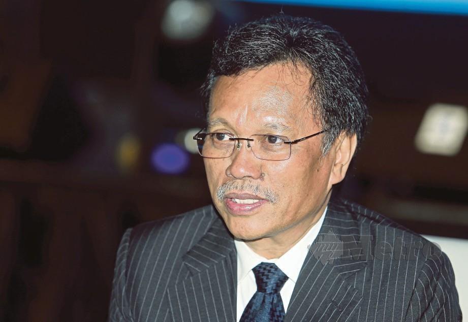 Datuk Seri Mohd Shafie Apdal