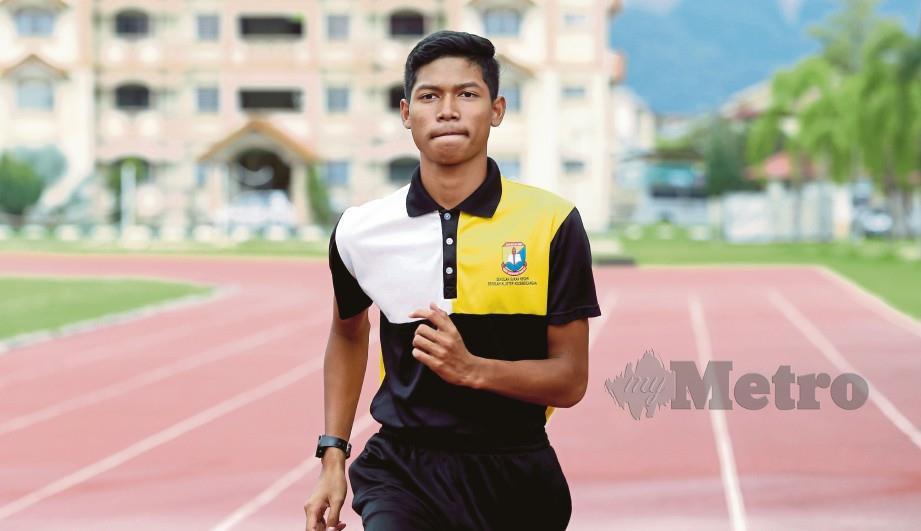 Azeem Mohd Fahmi.