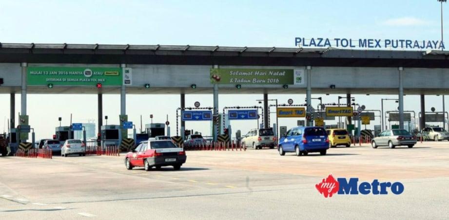 Laluan percuma tol bagi pengguna Lebuhraya Maju Expressway pada 25 Jun ini.