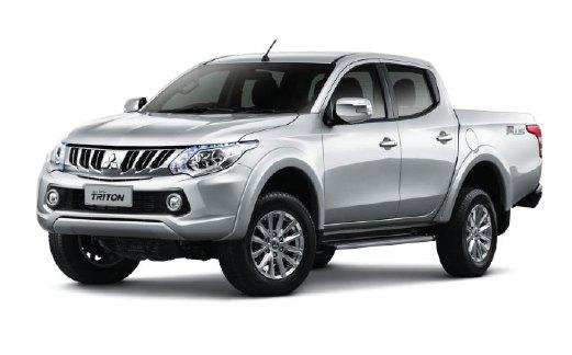 Mitsubishi bakal perkenal Triton baru