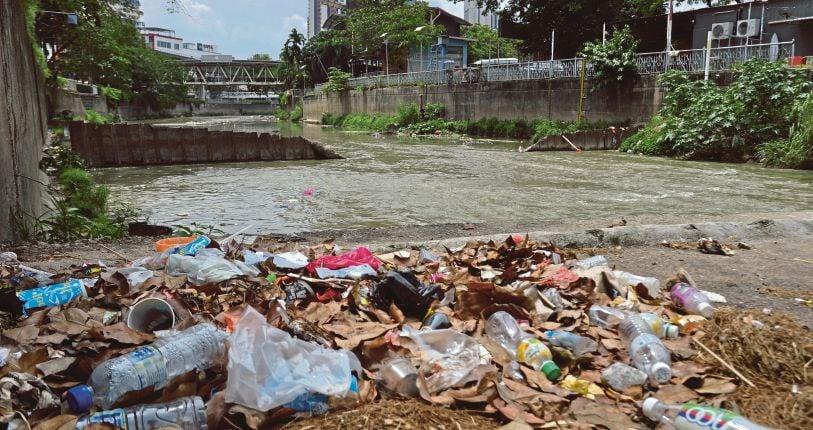 500 Perangkap Sampah Jerat Sisa Pepejal Harian Metro