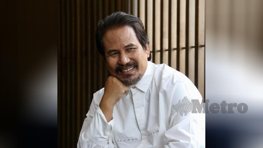 M NASIR minta penyanyi baru supaya tidak perlu takut untuk meminta lagu daripadanya. FOTO Intan Nur Eliana Zakaria
