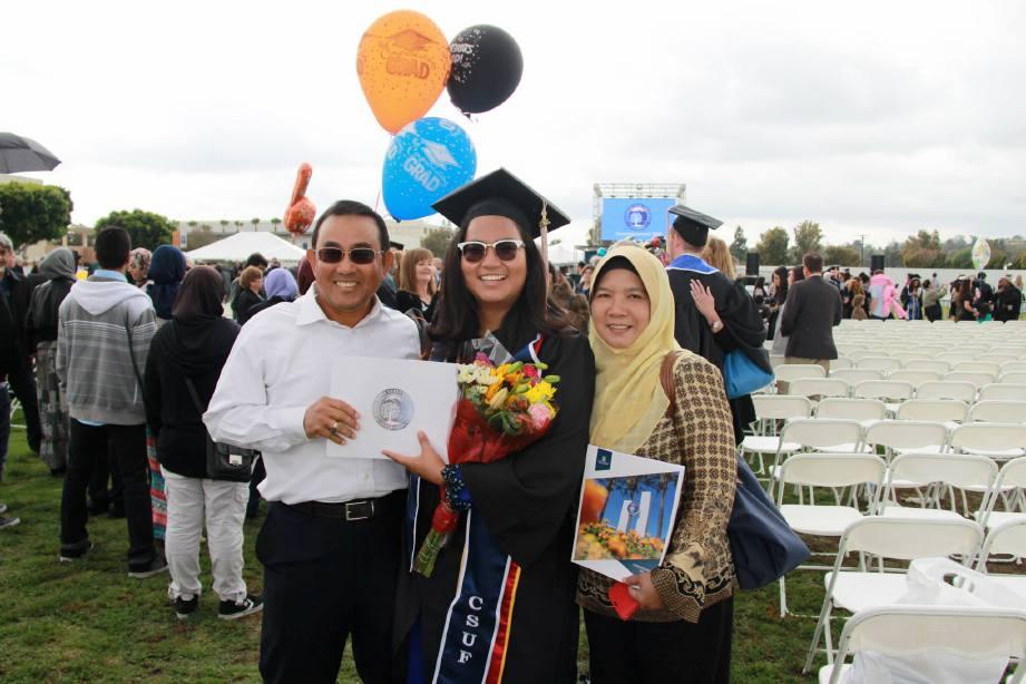 MAJLIS graduasi.