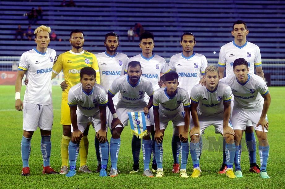 SKUAD Pulau Pinang kempunan nikmati aksi Liga Super musim depan.