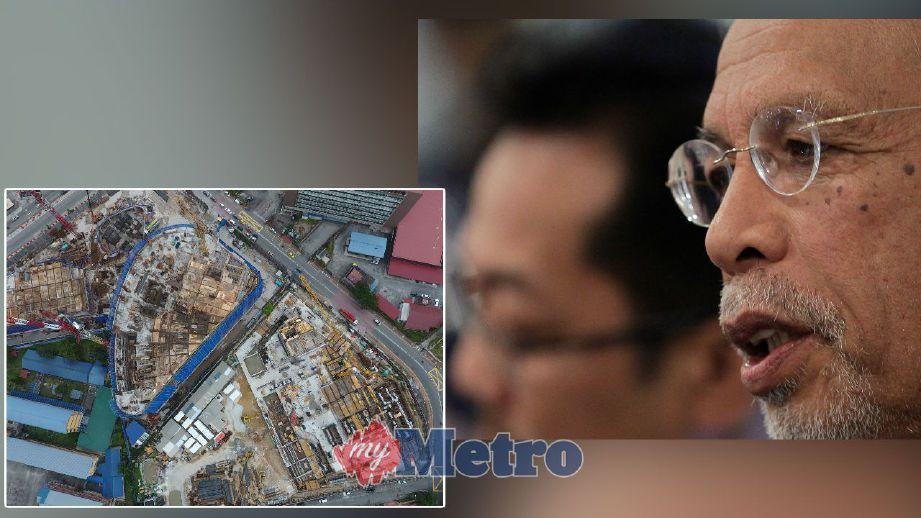 """""""Kita nak balik tanah tu. At all costs"""" - Transkrip Sidang Media Pengerusi FELDA, Tan Sri Shahrir Samad mengenai Isu Tanah Felda"""