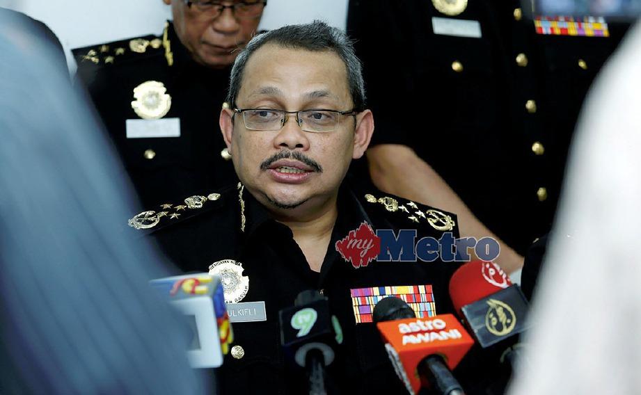 Tan Sri Dzulkifli Ahmad letak jawatan sebagai Ketua Pesuruhjaya Suruhanjaya Pencegahan Rasuah Malaysia (SPRM)