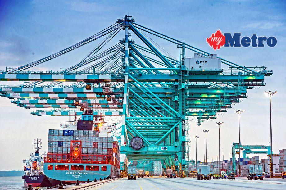 port of singapore authority tanjung pelepas