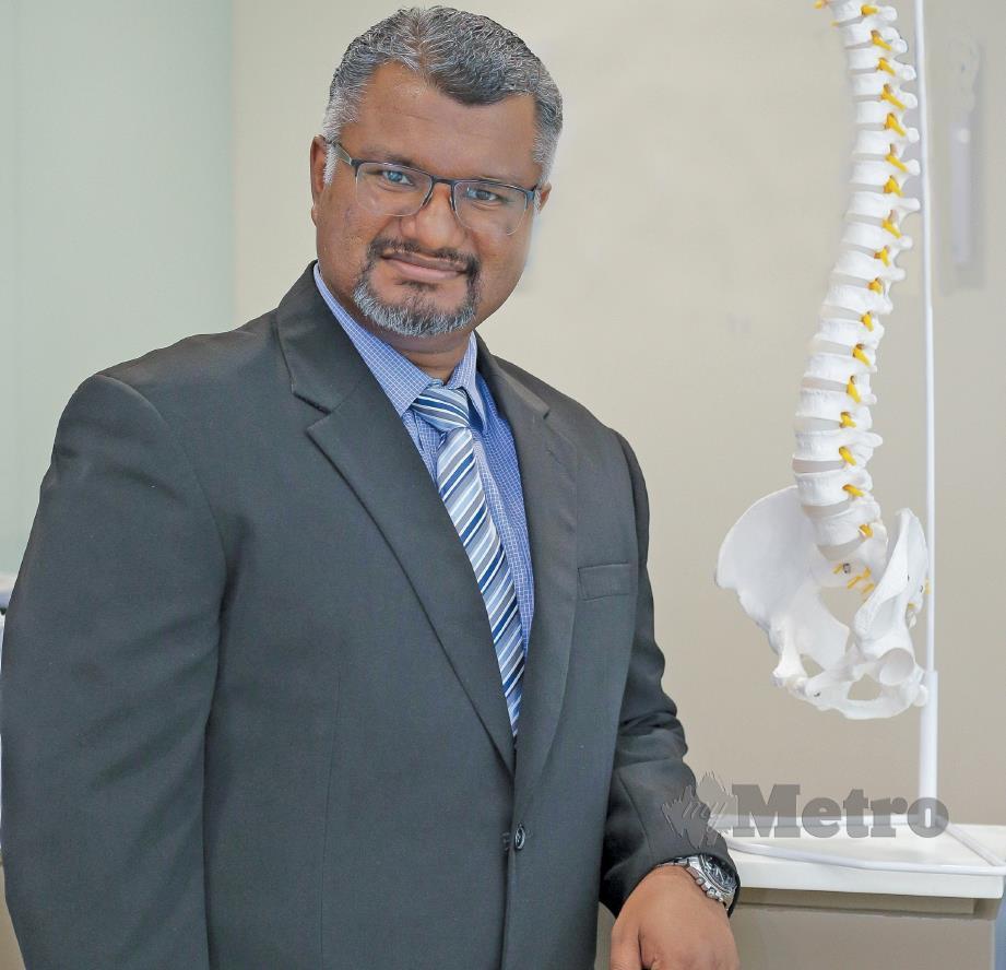 Dr Sureisen Mariapan. FOTO Asyraf Hamzah