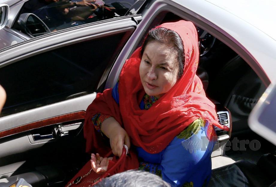 DATIN Seri Rosmah Mansor. FOTO Arkib NSTP