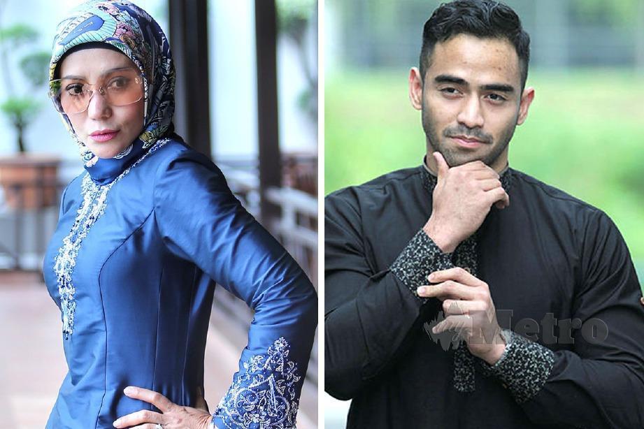 A AIDA dan Ariff Aziz bercerai pada 25 April lalu. FOTO Aswadi Alias dan .Aziah Azmee