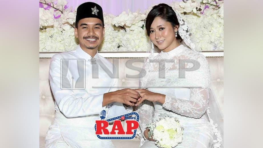 Sasqia dan Asyraff dijabkabul pada majlis pernikahan di Duchess Place, Kuala Lumpur. FOTO NSTP/SAIFULLIZAN TAMADI