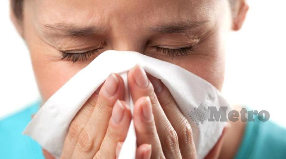 UBAT rawatan rinitis alergi dan sinusitis bergantung kepada tempoh, punca dan gejala penyakit. FOTO arkib NSTP