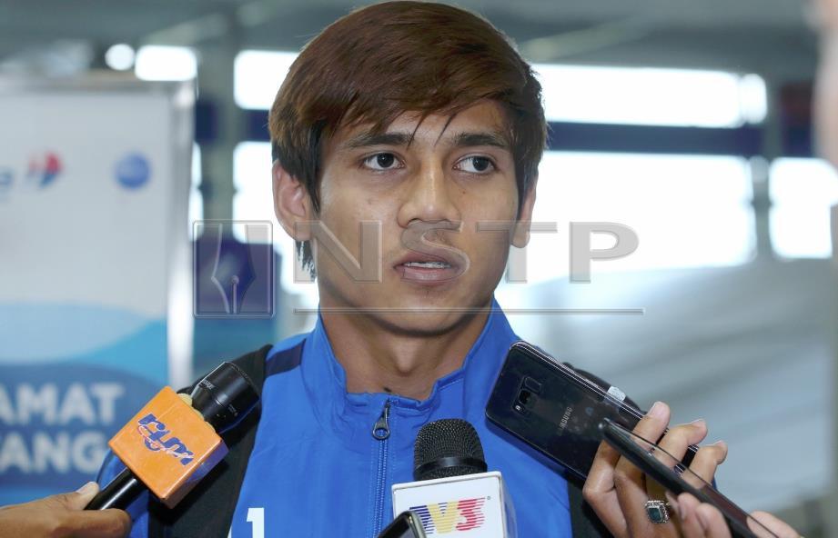 AKHYAR Rashid. FOTO Ahmad Irham Mohd Noor