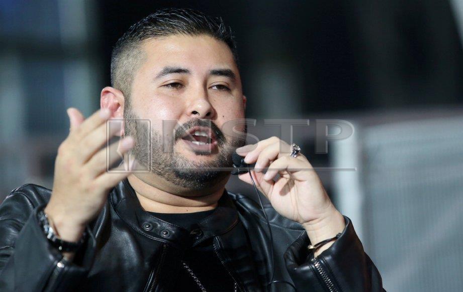 TUNKU Ismail Sultan Ibrahim. FOTO arkib NSTP
