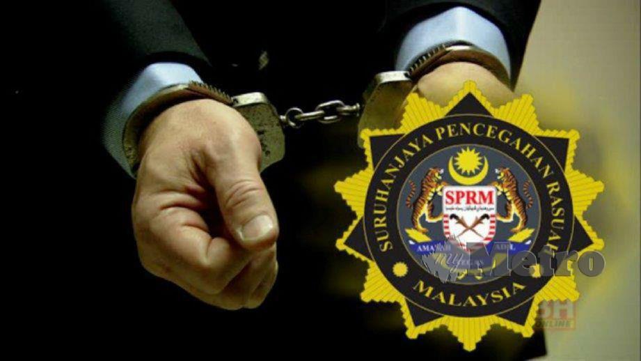 SPRM menahan lapan individu membabitkan sindiket rasuah berhubung urusan permohonan pendaftaran akaun baru.