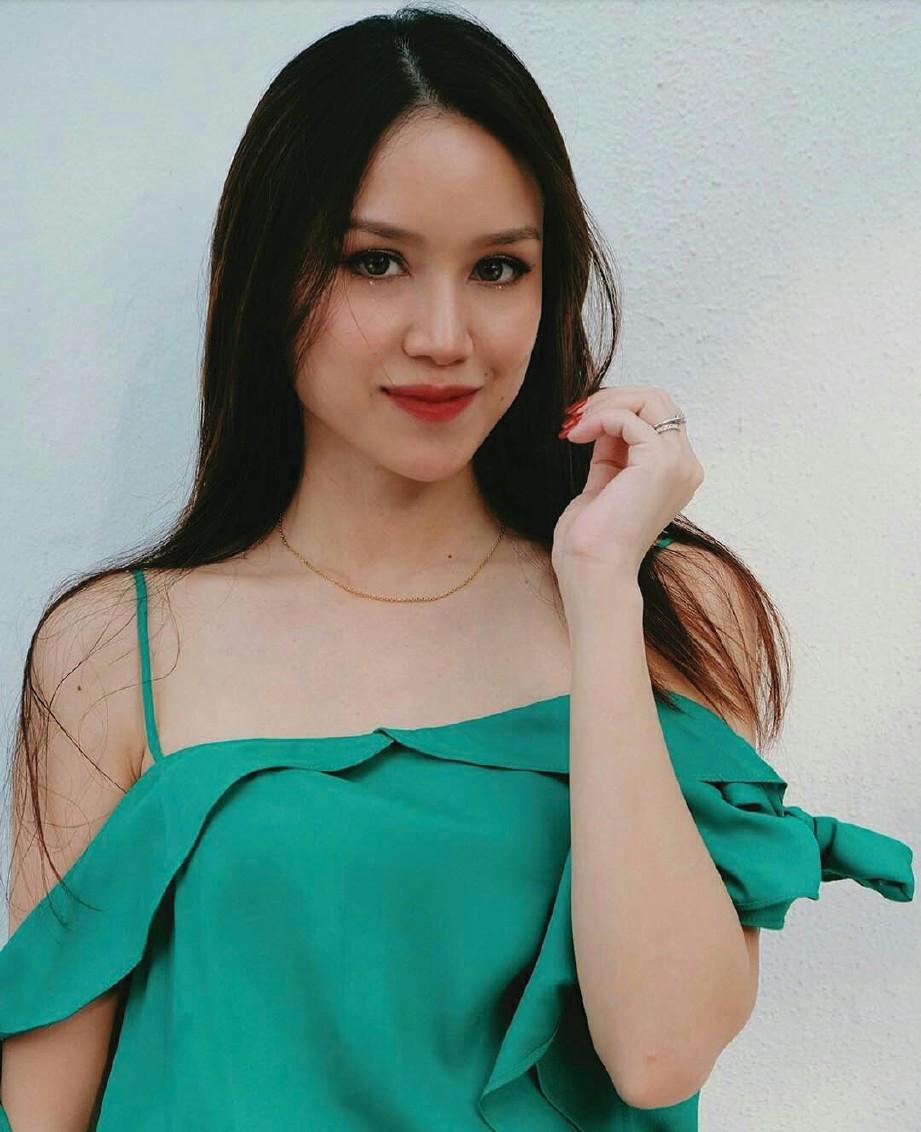 PERNAH aktif sebagai model dan memenangi anugerah Fashionista Star Search pada 2011.
