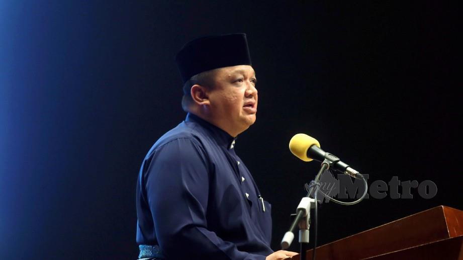 RAJA Muda Perlis, Tuanku Syed Faizuddin Putra Jamalullail. FOTO NSTP