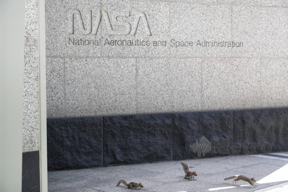 IBU pejabat NASA. FOTO REUTERS