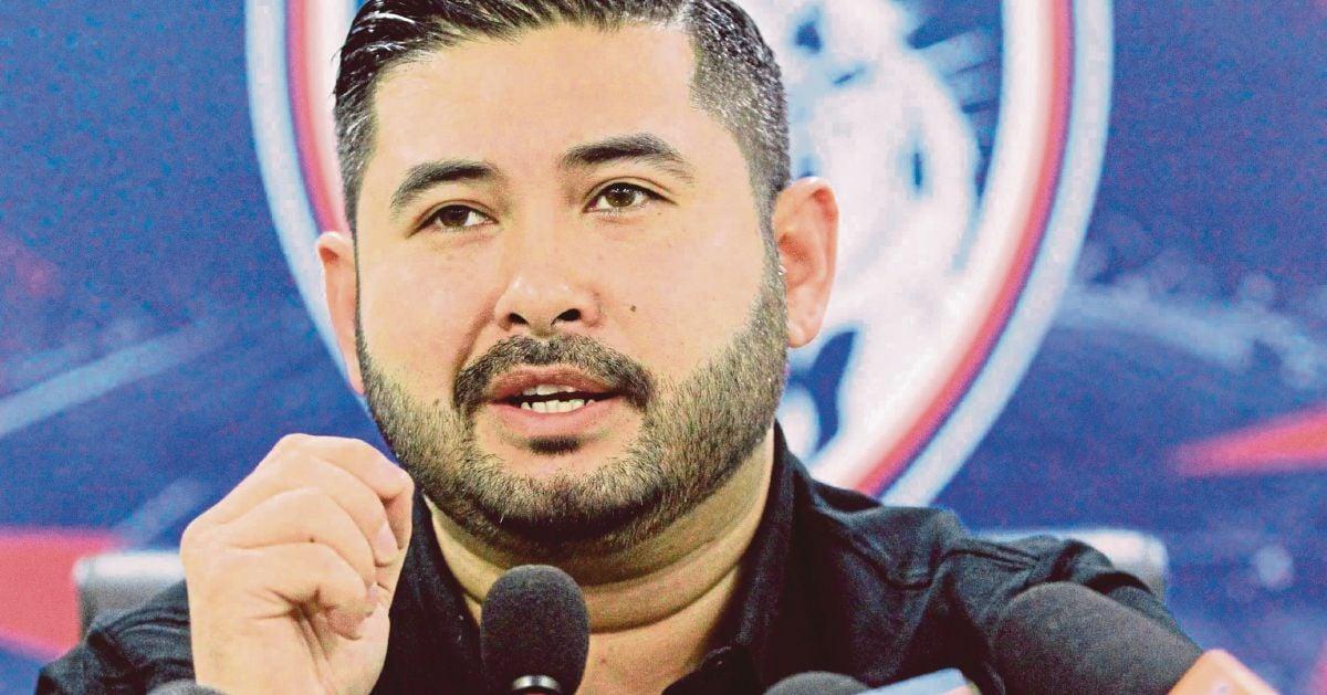 Tunku Ismail jadi tempat berpaut pemain