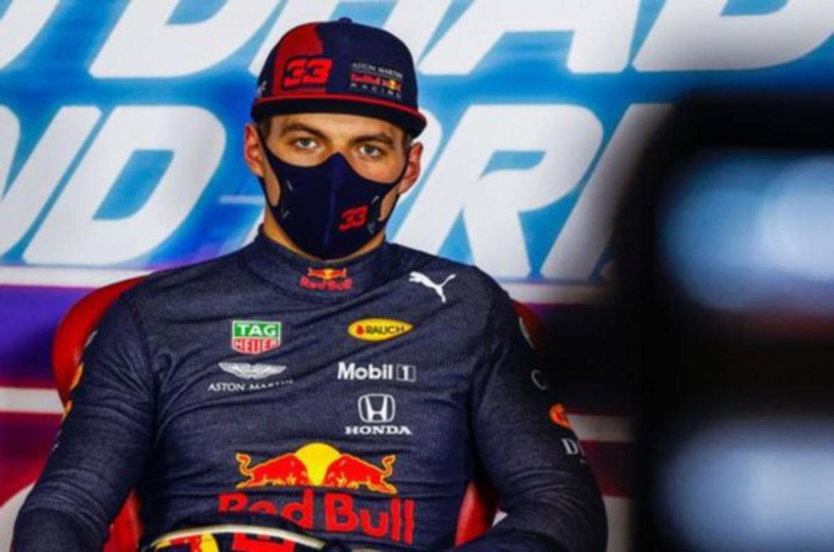 Verstappen berharap kereta baharu dapat beri impak dalam perlumbaan musim ini. FOTO Agensi