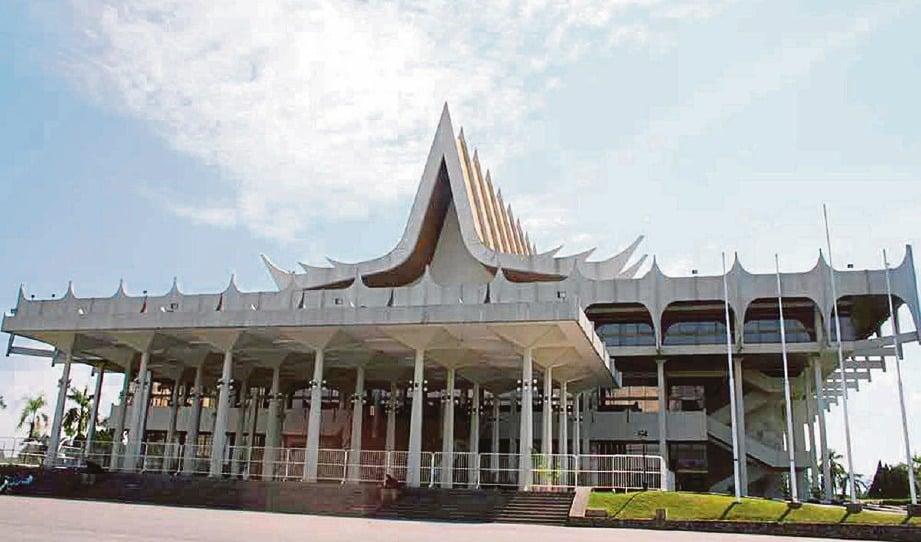 KOMPLEKS Dewan Undangan Negeri (DUN) Lama sebagai Pusat Seni Persembahan. FOTO fail NSTP